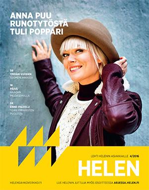 Helen Oy Yhteystiedot