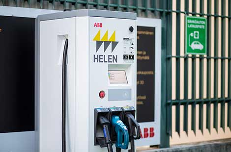 Electric vehicle charging network expanded