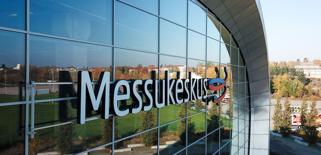 Solar panels now available to rent on Messukeskus roof