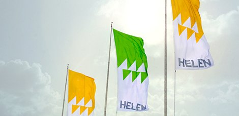 Helen invests in renewable energy and distributed energy production