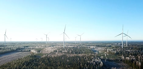 Helen to significantly increase its wind power production – total investment of EUR 100 million in a new wind farm