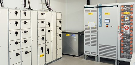 Helen offers electricity storage for commercial use