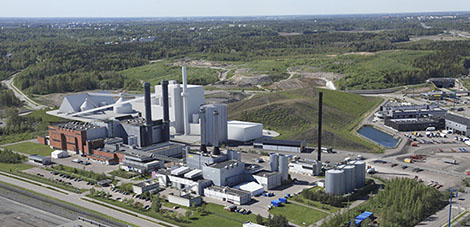 Helen invests in renewable energy and closes Hanasaari power plant