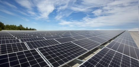 Record volumes of solar power from Helen's power plants